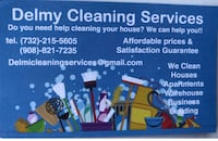 With Experience Cleaning services we Clean Hauses Apartments Plainfield