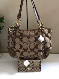 New Authentic Coach Hand Bag Set Bakersfield, 93311