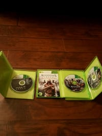 3 classic favorites from the Xbox 360 Newport News, 23605