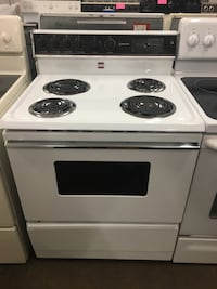 Guaranteed Refurbished Electric Stove Knoxville, 37916