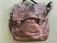 Fossil leather messenger bag Seattle, 98109