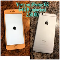 gold iPhone 6 with black iPhone case