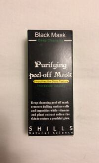 Shills Purifying Peel-Off Mask Mississauga, L5M 5G3