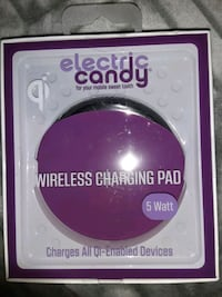 Electric Candy Wireless Charging Pad