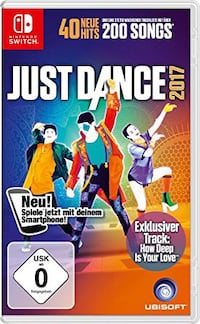 Just Dance 2017 für Nintendo Switch  Ludwigshafen