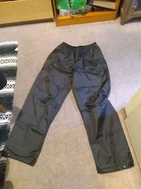 Motorcycle waterproof rain pants