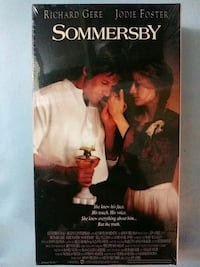 Sommersby vhs