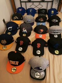 Brand new, new hats 59fifty and 39thrity Toronto, M3M 2G8