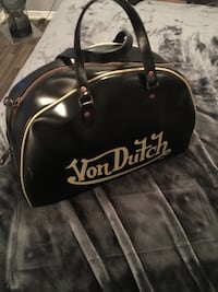 Von Dutch Vinyl bag Oakville, L6H 7C4