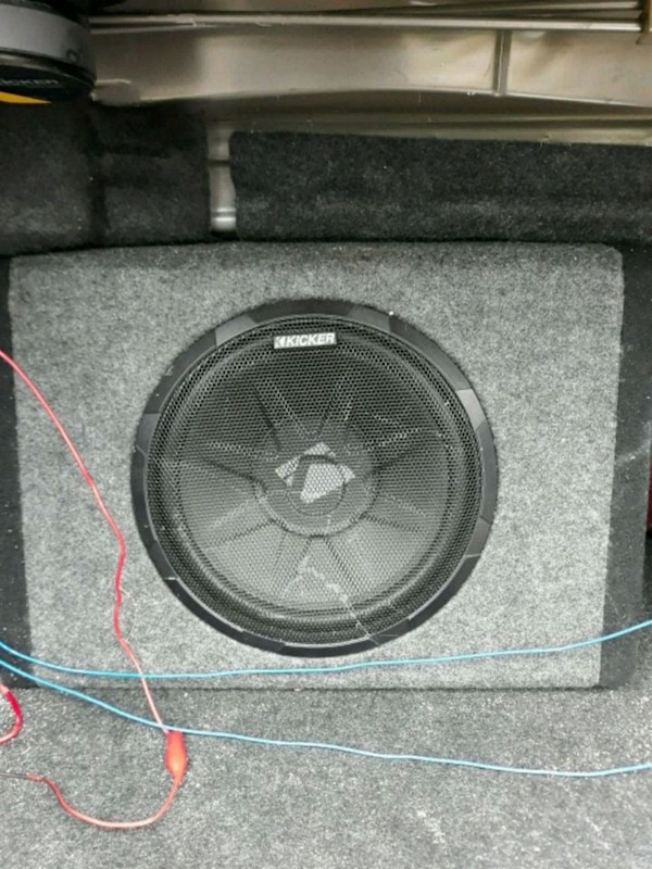 Superb Used Kicker Bass Station With Wiring Harness For Sale In Willowick Wiring Database Wedabyuccorg