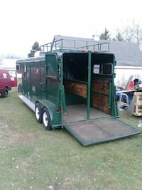 Two stall/Toy combo-camper  Ellsworth, 04605
