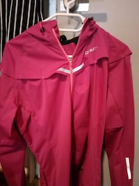 rosa zip-up jakke Bergen, 5032