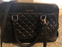 Quilted Calvin Klein purse London, N6A