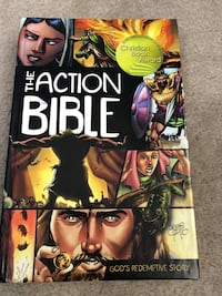 The Action Bible Lovettsville, 20180