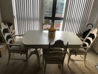 Refinished table and chair set Arlington, 22201
