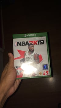 NBA 2K18 for Xbox One Kyle, 78640