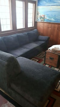 Trade for another couch.  Cambridge