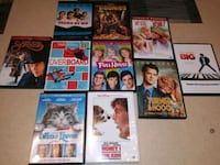 Movie lot...i have all the movies except my girl Columbus, 43215