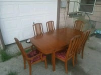Dining table with leaf Spokane, 99217