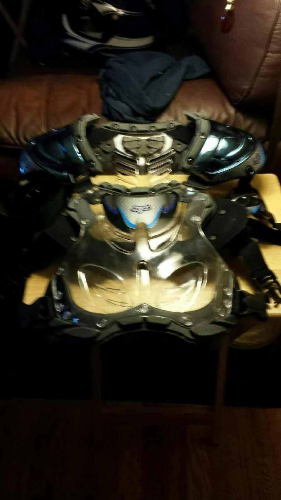 Fox Youth Large Chest Protector ATV/Motocross