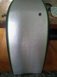green and black ironing board 2062 mi