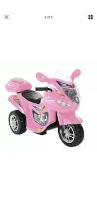Lil Rider Ride on Trike motorcycle. Battery powered