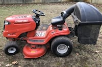 42 inch Troybilt Riding mower with bagger Suffolk, 23434