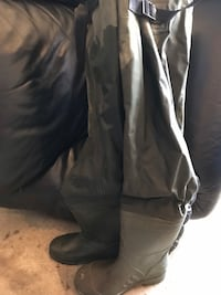 Hip Waders size 10 Spruce Grove, T7X 0C1