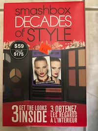 Smashbox Decades of Style Make up Palette Mississauga, L5V 2L6