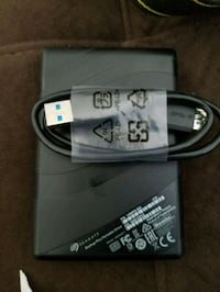 Webuy 2 tb extrnal  hardrive segate with plug  North Las Vegas, 89081