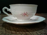 Vintage tea cup and Sauer.  Plymouth, 48170
