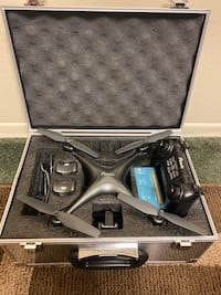 Potensic T25 Drone W/2 Batteries and Carrying Case Sterling Heights, 48313