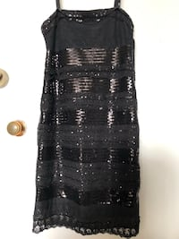 Black dress with sequins Montréal, H3X 2G5