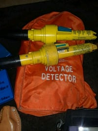 two yellow and blue plastic tools Fort Belvoir, 22060