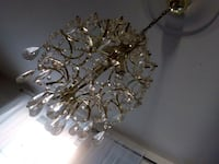 Gristal lampa