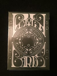 Dan and Dave Smoke and Mirrors Deck V3 (green) RARE Markham