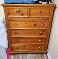 Drawer and night stand set Springfield, 22151