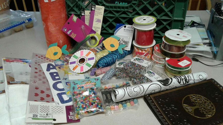 Letgo large lot of craft supplies in phoenix az for Craft stores in phoenix