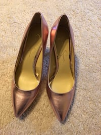 Jessica Simpson pumps size 8 Reston, 20190
