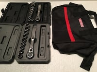 Craftsman socket wrench combo