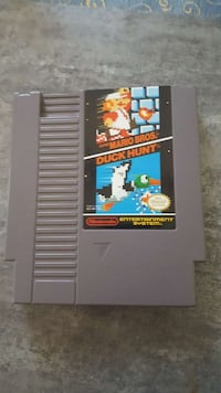 NES Duck Hunt game cartridge Regina, S4V 2T7
