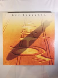 Led Zeppelin 1990 Atlantic 4 CD Box set with 36 Page Booklet 563 km