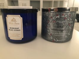 Candles (Half Used)