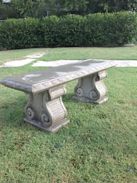 Large Tuscan bench