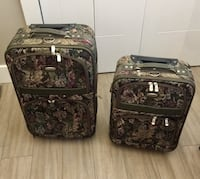 2 Carry on luggage St Catharines, L2M 1T9