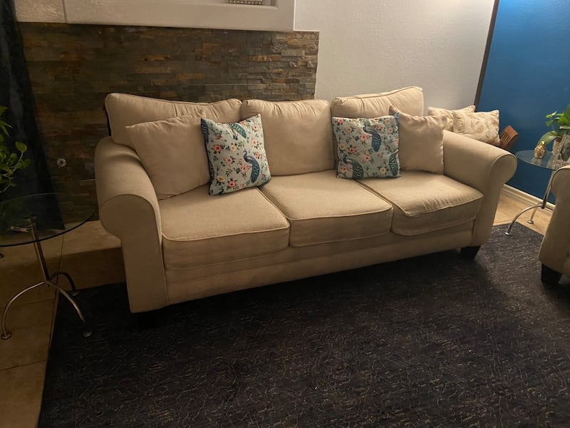 Two Couch Set 939d56c2-95c7-486a-b072-e1e1437f0340