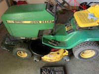 John deere 185 hydro new coil but now its not getting gas