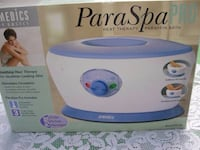 Homedics ParaSpa PAR-100 Paraffin Heat Therapy this is brand never removed from box Bristol, 19007