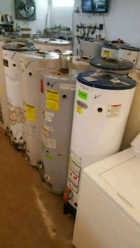 Hot water tanks Starting at $125 Dearborn Heights