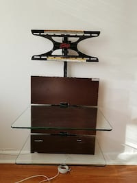 Wall Mount TV Stand - Z-line Designs Alita